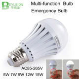 bombillas con pilas recargables Emergency de 5W > de 6hours LED