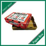 良質のバナナのカートンの包装ボックス、新鮮な果物波形ボックス包装(FP0200010)