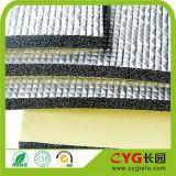 Conduit de chauffage-climatisation isolation XLPE avec du papier aluminium