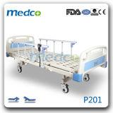 좋은 가격! ! 중국 Ce&ISO를 가진 환자를 위한 조정가능한 2개의 기능 전기 병원 가구 침대
