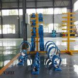 máquina de formação de tubos em espiral para conduta de folha de alumínio Fabricação do Tubo