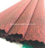 Tecido esticado preto de poliéster de nylon preto (HD2403118)