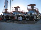 Toren van de Ontzwaveling van het natrium de Alkali voor Chemische Installatie, de Installatie van de Steenkool, De Ontzwaveling van het Rookgas