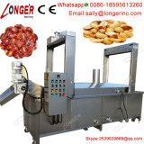 Arachide automatique commerciale faisant frire la machine