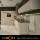 Gabinete de cozinha Home de madeira da mobília do projeto feito sob encomenda (AP122)