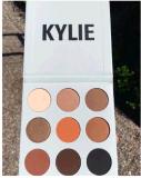 Gama de colores duradera de la sombra de ojo de Kyshadow Kylie Jenner 9color de la alta calidad