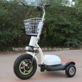 3-колесный электрический скутер экскурсия на автомобиле Zappy 500 Вт скутер имбиря