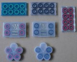 OEM Design Spinner à main Fidget Toy avec roulement en céramique hybride 608 8X22X7mm