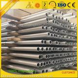 Fornecedor de alumínio fornecendo tubo de alumínio anodizado Tubo redondo de alumínio