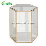 거실 유리제 미러 꼭대기 끝 테이블 커피용 탁자 도매 테이블