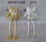 """8 """" Hx5.5 """" L ange Giftbag-2asst. - Décoration de Noël"""