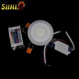 싼 RGB LED 위원회 (SL-BL032)가 둥근 LED 상점에 의하여 점화한다