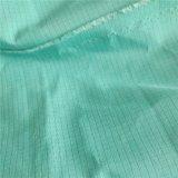 poliestere 100% della fibra di griglia ESD di 4mm e tessuto conduttivo del cotone