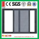 침실을%s 1.5mm 간격 알루미늄 슬라이딩 윈도우