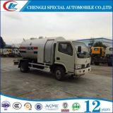 좋은 품질 5cbm 5000L LPG 엄밀한 트럭