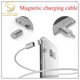Cable de carga micro del USB de Wsken para el mini cable magnético del cargador de 8 Pin de Sansum para el iPhone/el androide