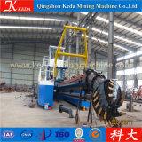 Земснаряд всасывания вырезывания изготовления Китая гидровлический (KDCSD400)