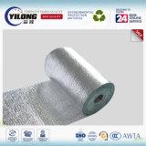 Materiale di isolamento termico della gomma piuma del di alluminio 2017 nello spessore differente