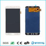 Индикация цифрователя экрана касания LCD + агрегат рамки для галактики J710 710f Samsung