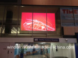 92% Transmittance Holographic Projection Projection Window Publicité Film