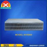 Dissipador de calor do perfil de alumínio com tratamento de oxidação de superfície