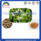 純粋で自然なLicorice P.E./Glycyrrhizic酸、Glycyrrhizinが付いている底のGlycyrrhizaのエキスの粉