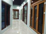Innen- oder Außenausgeglichenes Glasaluminiumfenster