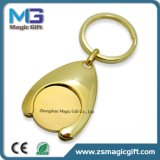 Hot Sales Promotional Coin Holder Blank Keychain