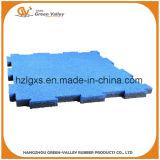 Установите противоскользящие резиновые переплетения пол керамическая плитка резиновые коврики для всеми необходимыми тренажерами