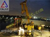 L'articulation de flèche hydraulique Marine grue de pont du bras de grue offshore de pliage
