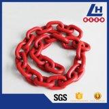 カラーG80合金ロード持ち上がる鎖を塗りなさい