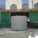 平屋根が付いているFRPタンク