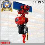 Kixio 7.5ton Industriegebäude-hakenförmige elektrische Kettenhebevorrichtung