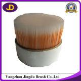 Três material do cabelo das cores PBT