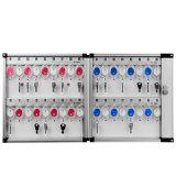 Armoire de stockage portable 32 touches en acier solide cas sécuritaire