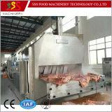 Automatische Quick-frozen Nahrungsmittelflüssiger Stickstoff-Gefriermaschine