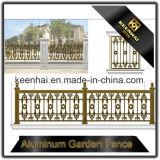 Jardim de alumínio metálico moderna decoração de Esgrima para Villa
