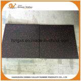 matten van de Vloer van de Gymnastiek van 1mx1m de Samengestelde Rubber voor Gehele Verkoop