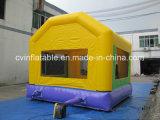 Bouncer di salto giallo gonfiabile della Camera