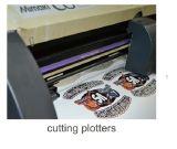 Flessione stampabile del Eco-Solvente scuro luminoso elastico di alta qualità