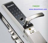 Serratura di portello senza fili biometrica poco costosa della casa dell'impronta digitale