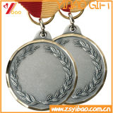 Горячая таможня сбываний имеет медаль металла логоса