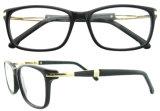 Modèles neufs de bâtis de lunettes de cru de femme de créateur des bâtis en verre