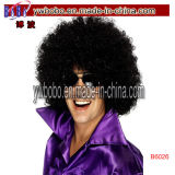 Yiwu China Hair Products Afro Wigs Funky Party Hair Weave (BO-6028)
