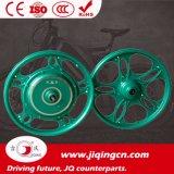 16 pouces - moteur de pivot de haute performance pour la bicyclette électrique