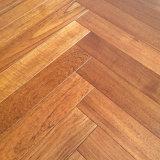 Engenheiro de piso parquet em ziguezague pisos de madeira