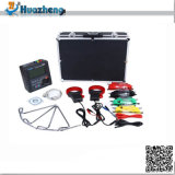Fabricant Prix le moins cher Hzrc3200 Bride double numérique Testeur de résistance de la terre