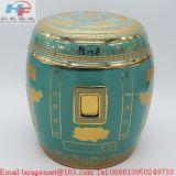 Urna di cremazione l'urna di ceramica di cremazione dell'urna dell'urna delle urne funeree di legno della bara