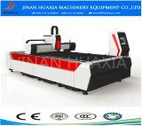 Couteau de laser de fibre de coût bas de haute précision de la Chine