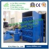 Downflow Kassetten-Staub-Sammler für die industrielle Luft sauber